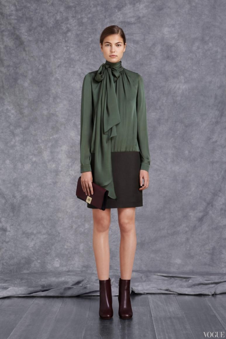 Mulberry Couture весна-лето 2013 #13