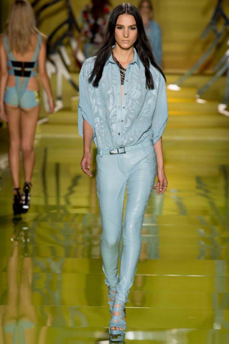 Versace весна-лето 2014 #19