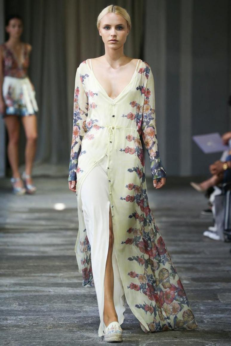 Luisa Beccaria весна-лето 2015 #40