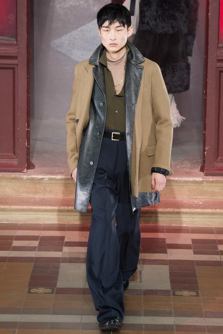 Lanvin Menswear осень-зима 2015/2016 #29