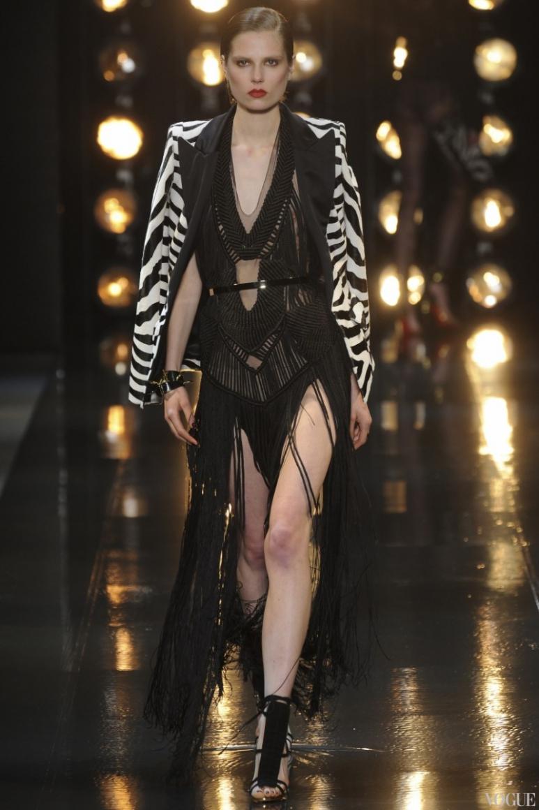 Alexandre Vauthier Couture весна-лето 2014 #11