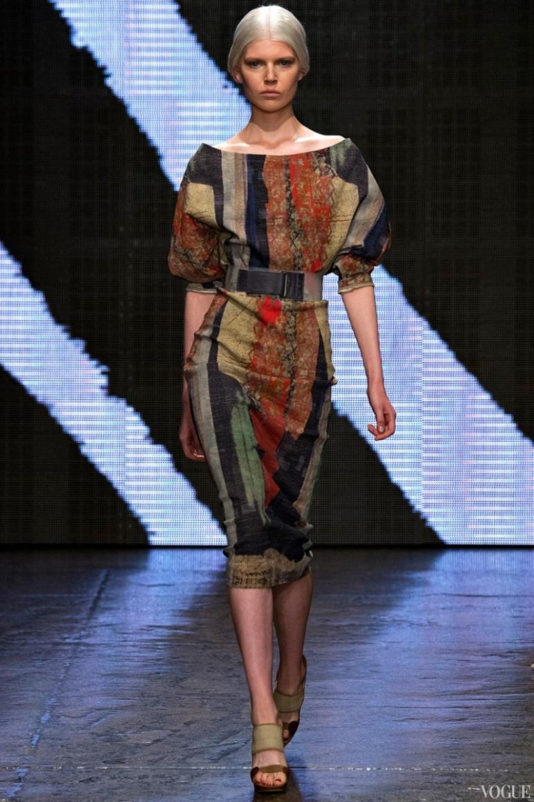 Donna Karan весна-лето 2015 #16