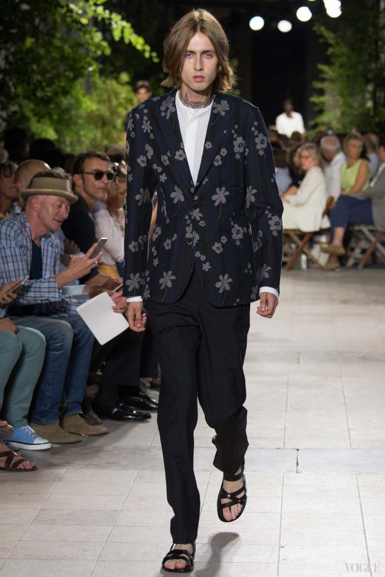 Hermes Menswear весна-лето 2016 #9