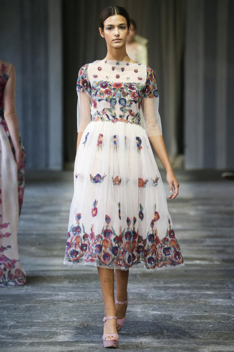 Luisa Beccaria весна-лето 2015 #16
