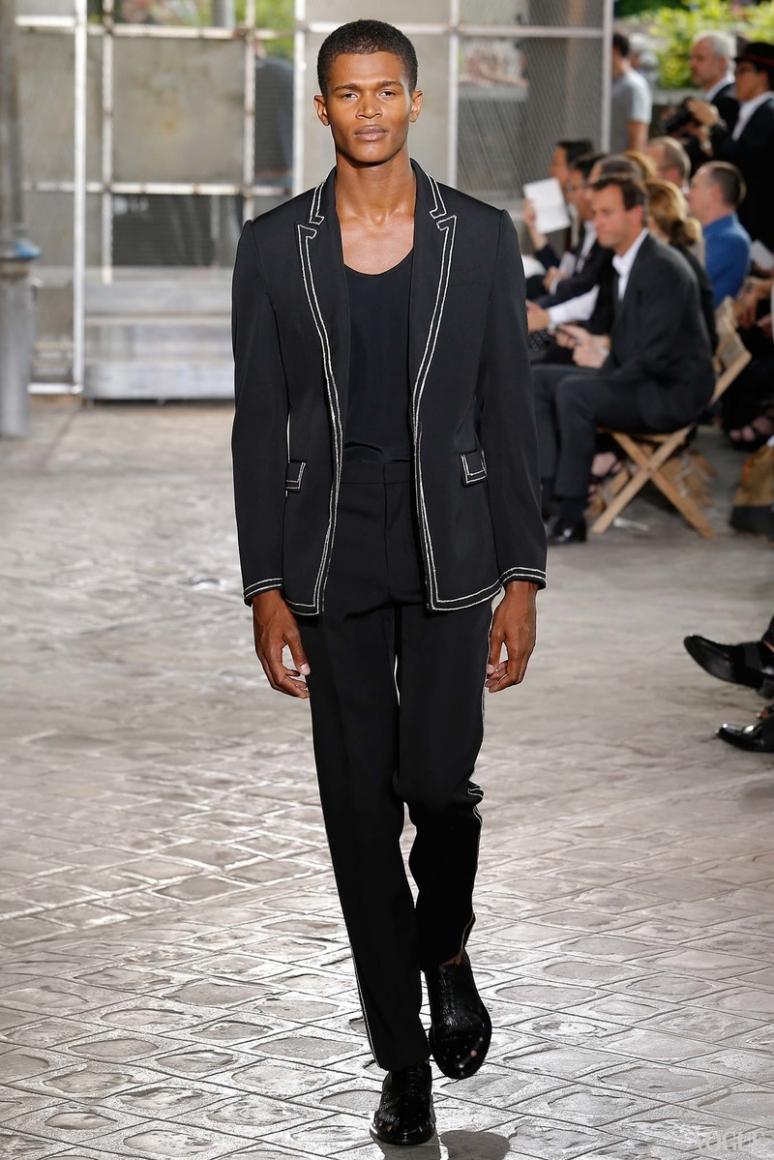 Givenchy Menswear весна-лето 2016 #2