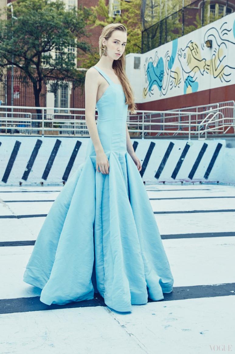 Rosie Assoulin весна-лето 2016 #2