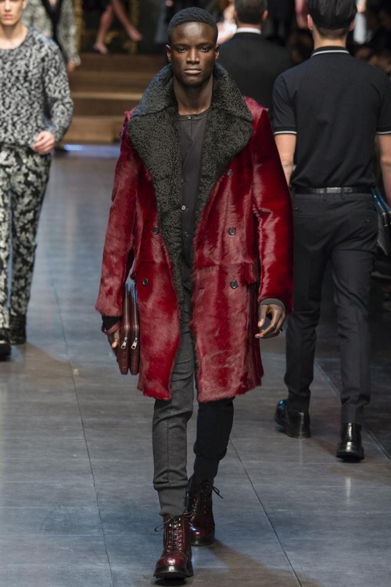 Dolce & Gabbana Menswear осень-зима 2015/2016 #53