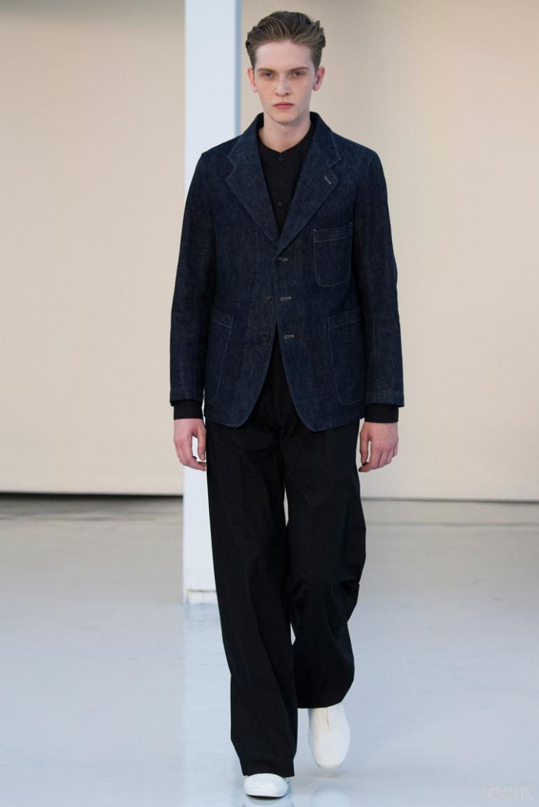 Lemaire Menswear весна-лето 2016 #3