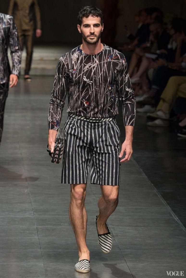 Dolce & Gabbana Menswear весна-лето 2016 #52