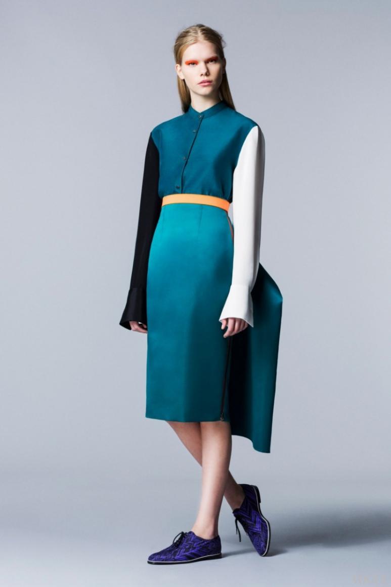Roksanda Couture весна-лето 2013 #13