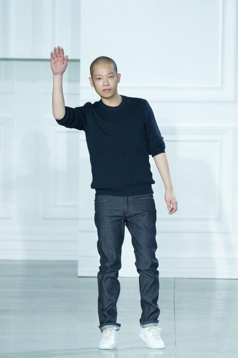 Jason Wu осень-зима 2015/2016 #1