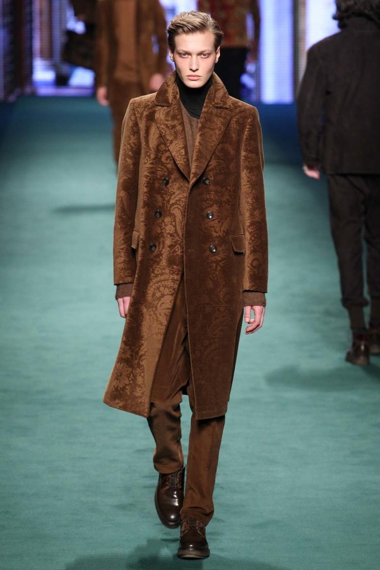 Etro Menswear осень-зима 2015/2016 #42