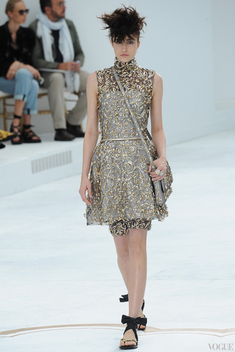 Chanel Couture осень-зима 2014/2015 #28