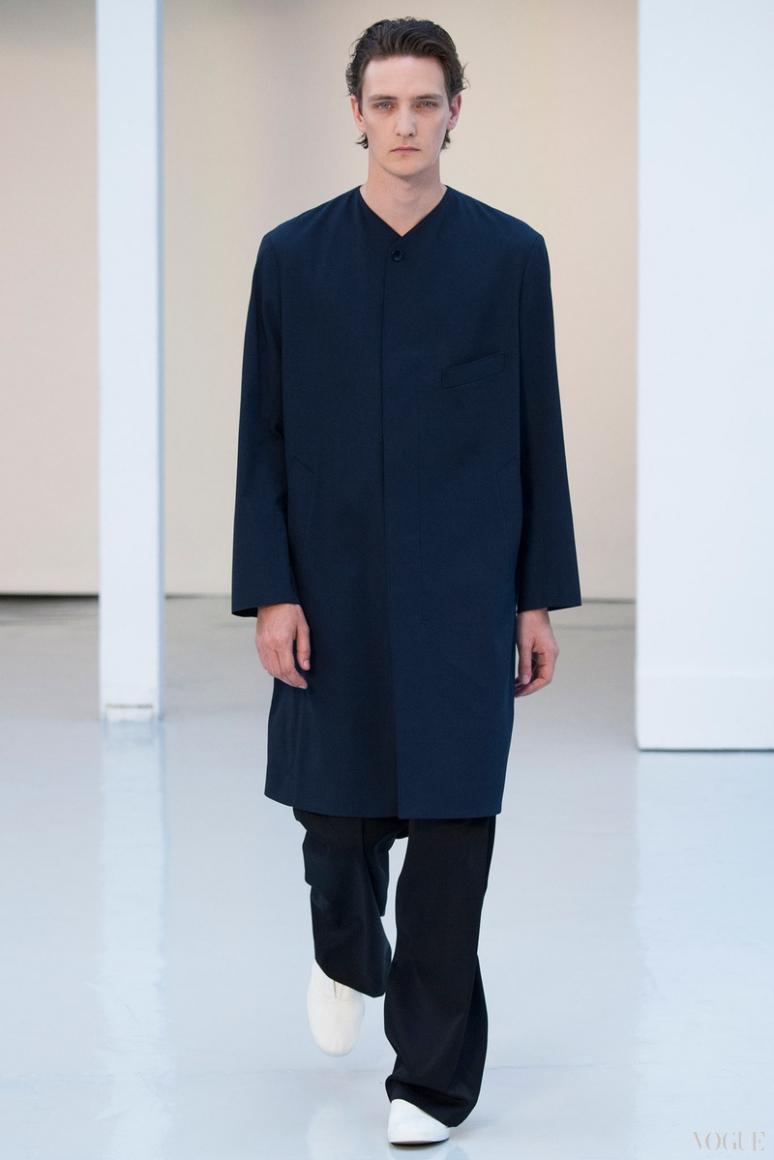 Lemaire Menswear весна-лето 2016 #25
