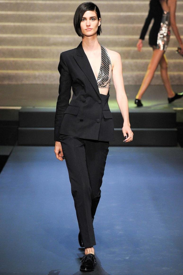 Jean Paul Gaultier весна-лето 2015 #20