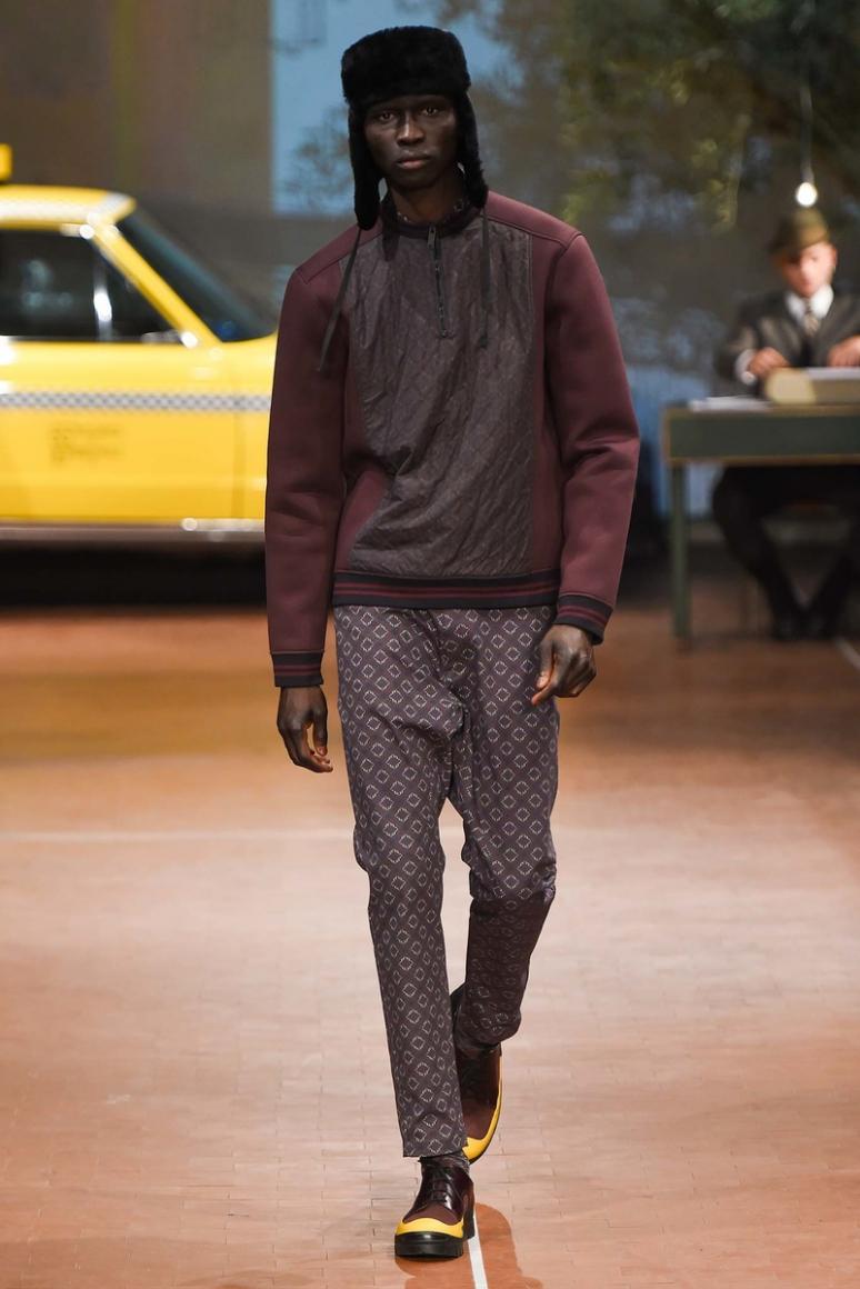 Antonio Marras Menswear осень-зима 2015/2016 #20