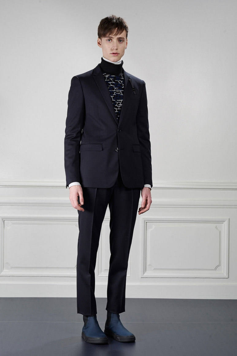 Viktor & Rolf Menswear осень-зима 2015/2016 #6