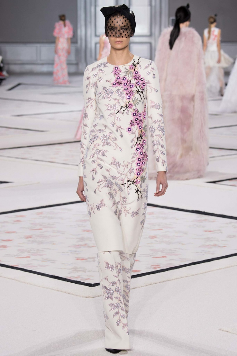 Giambattista Valli Couture весна-лето 2015 #9