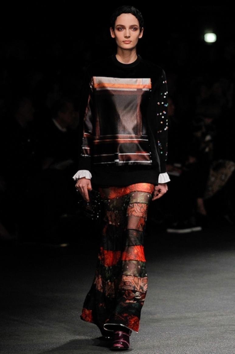 Givenchy осень-зима 2013/2014 #21