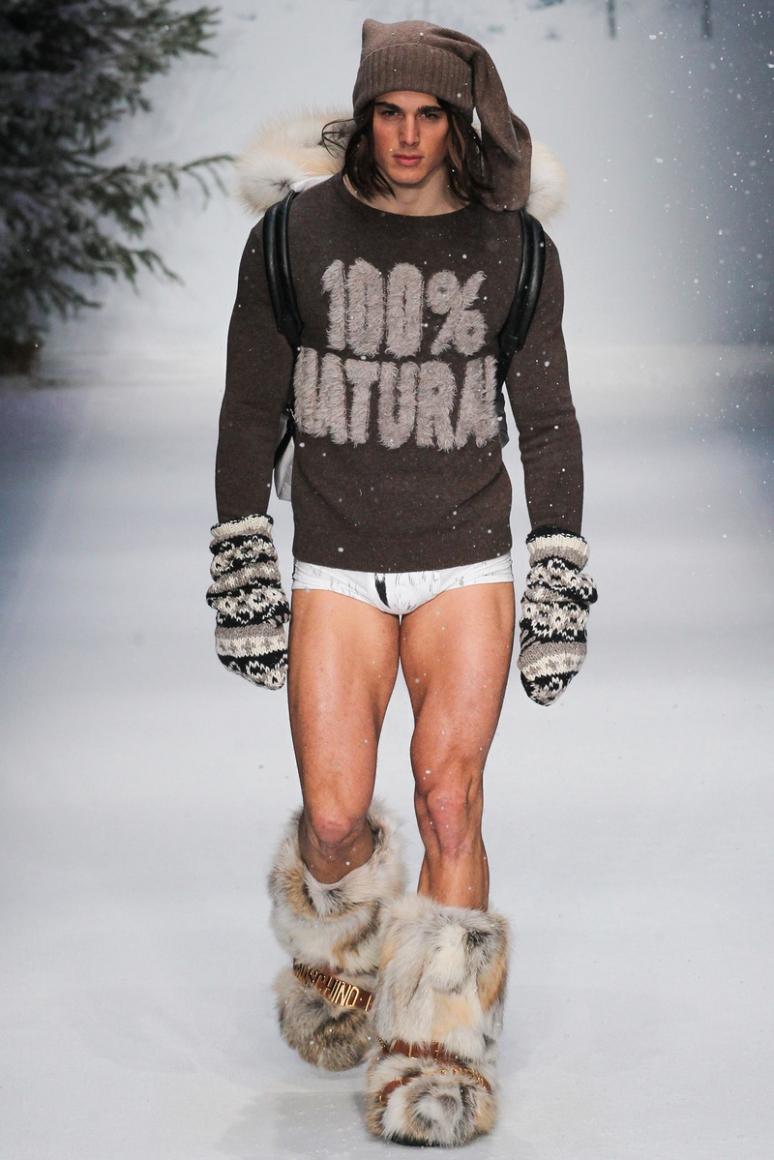 Moschino Menswear осень-зима 2015/2016 #37