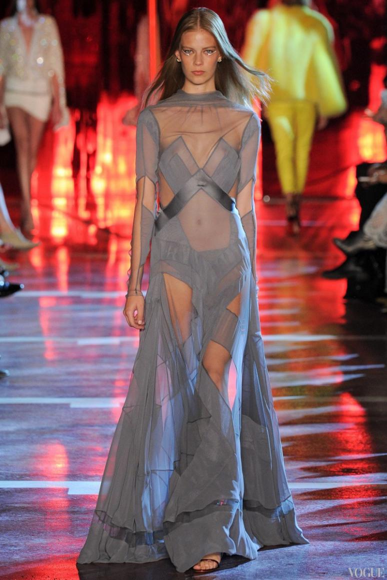 Alexandre Vauthier Couture осень-зима 2014/2015 #27