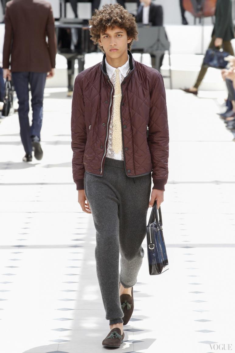 Burberry Prorsum Menswear весна-лето 2016 #43