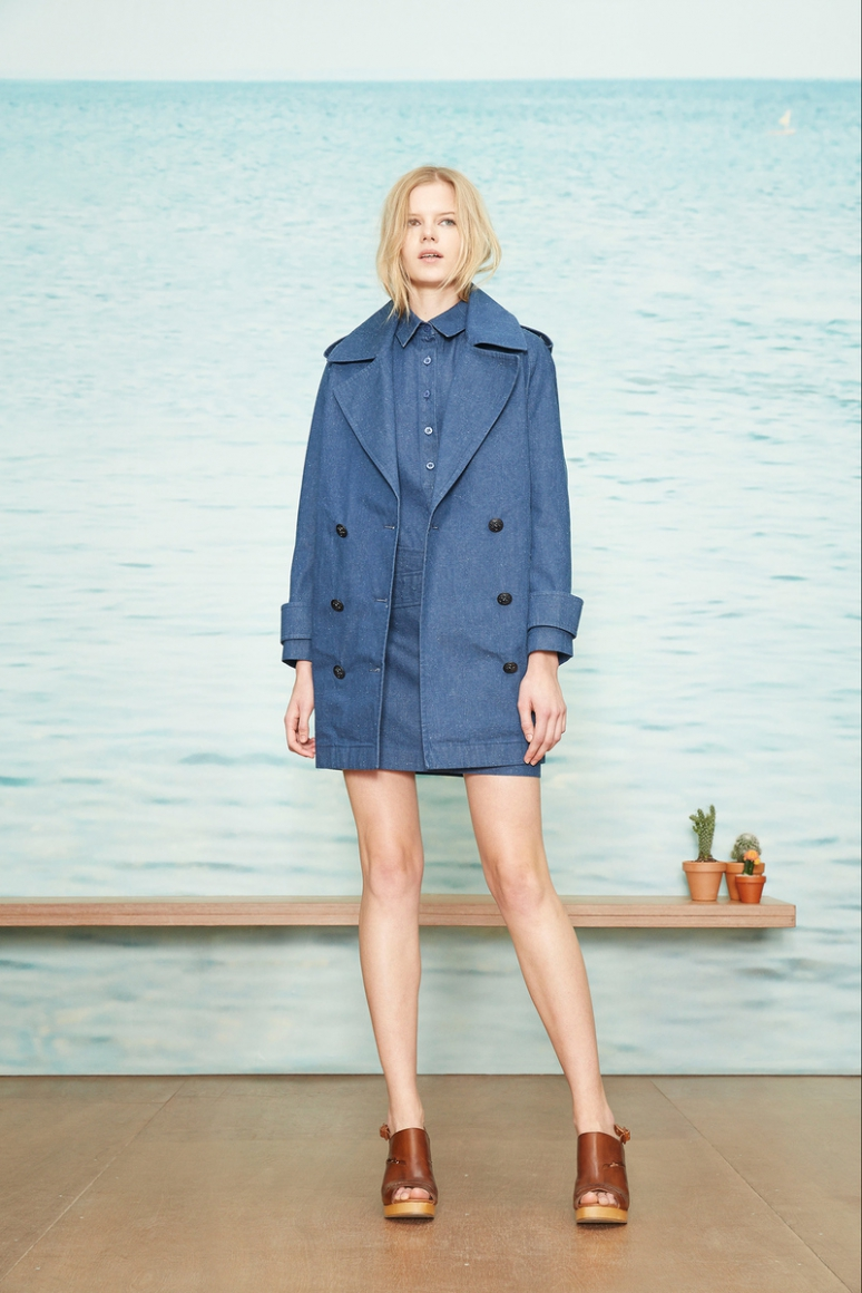 Band Of Outsiders Pre-Fall 2015 #13