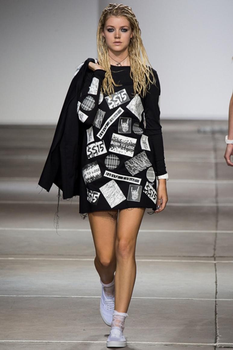Fashion East весна-лето 2015 #20