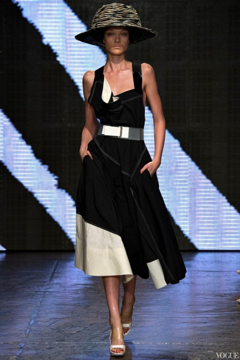 Donna Karan весна-лето 2015 #31