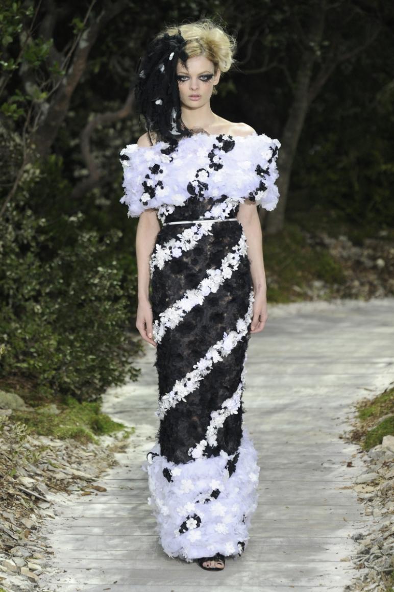Chanel Couture весна-лето 2013 #47