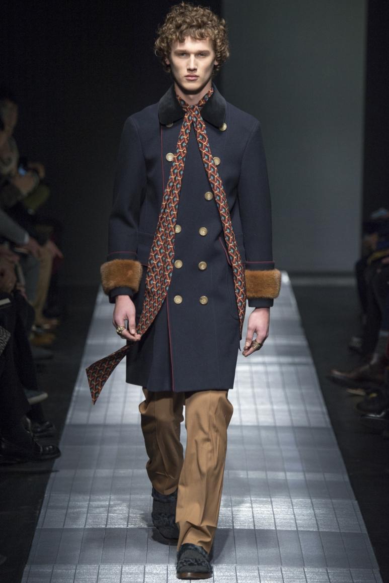 Gucci Menswear осень-зима 2015/2016 #4