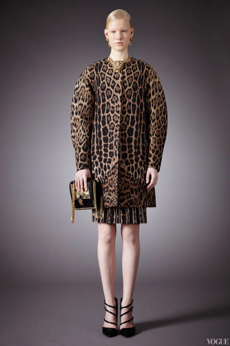 Roberto Cavalli Couture весна-лето 2013 #26