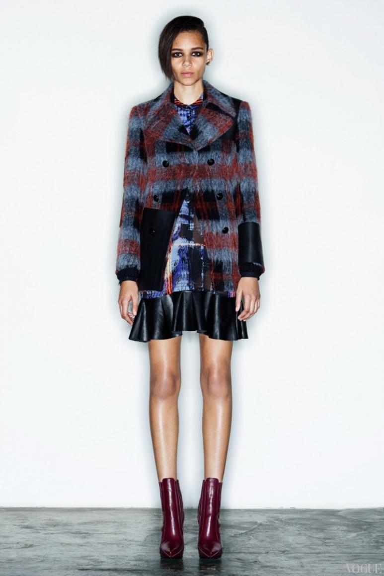 McQ Alexander McQueen Couture весна-лето 2013 #14