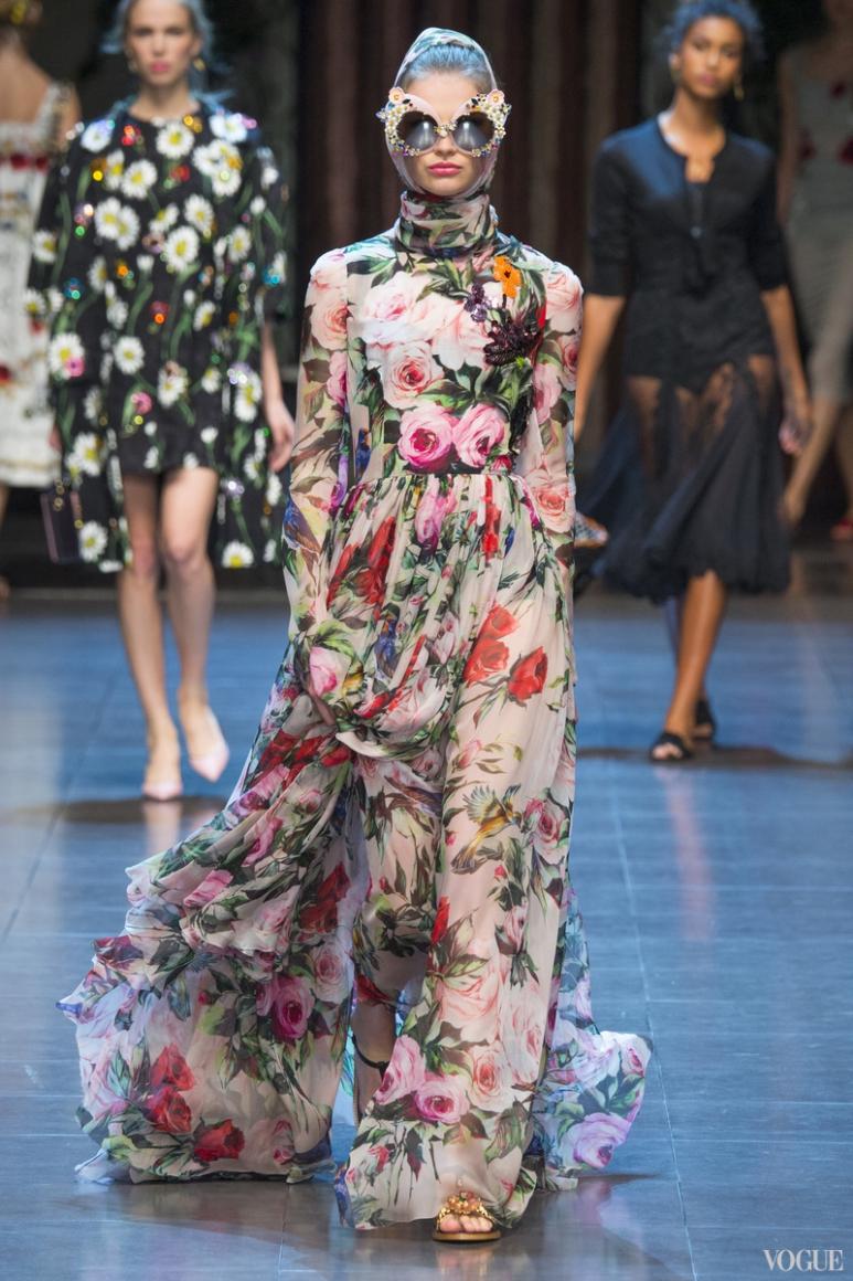 Dolce & Gabbana весна-лето 2016 #62