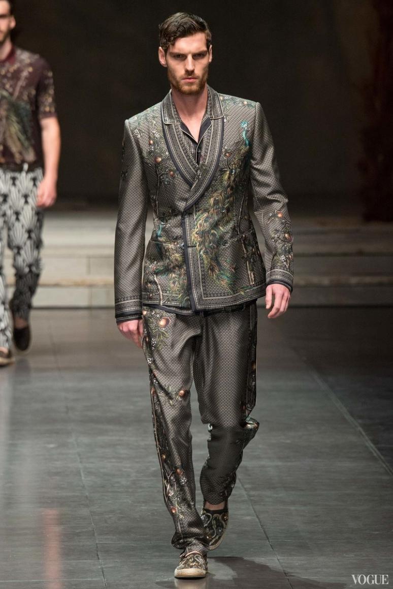 Dolce & Gabbana Menswear весна-лето 2016 #106