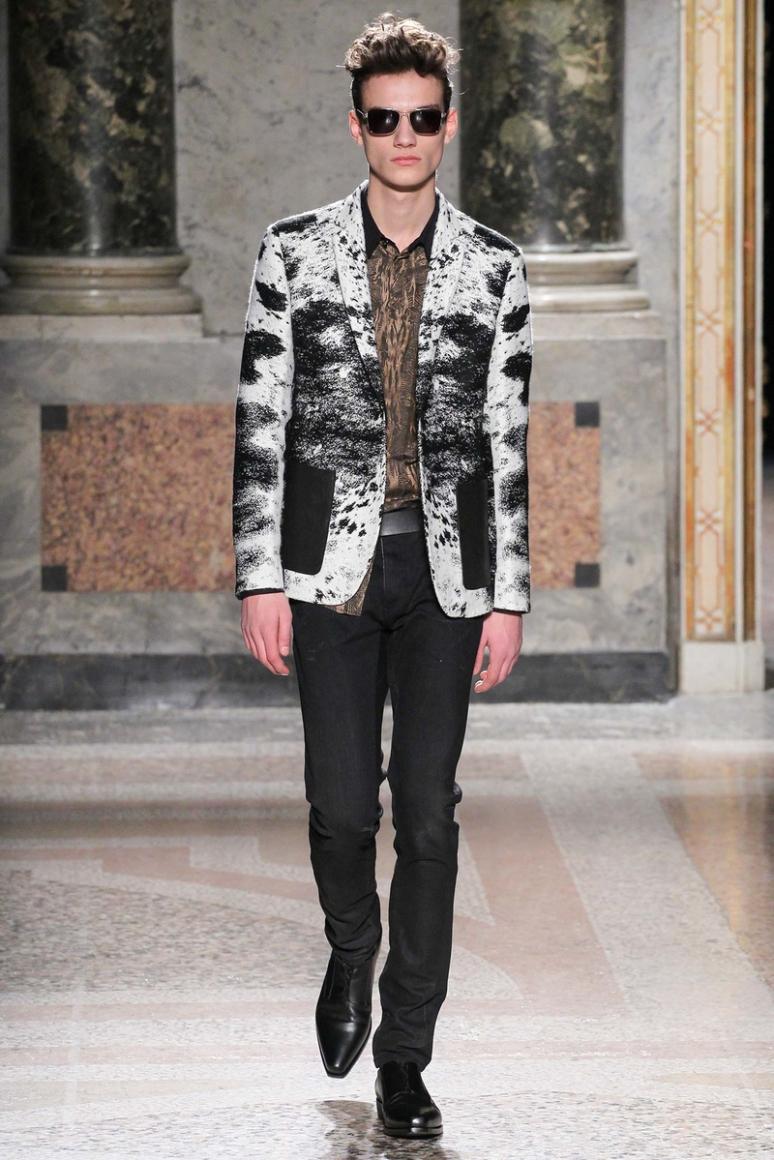 Roberto Cavalli Menswear осень-зима 2015/2016 #18