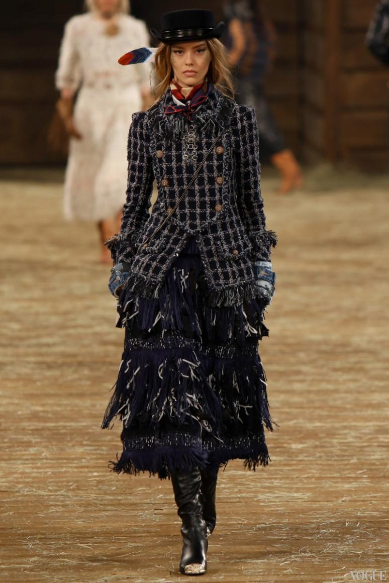 Chanel Couture весна-лето 2013 #85