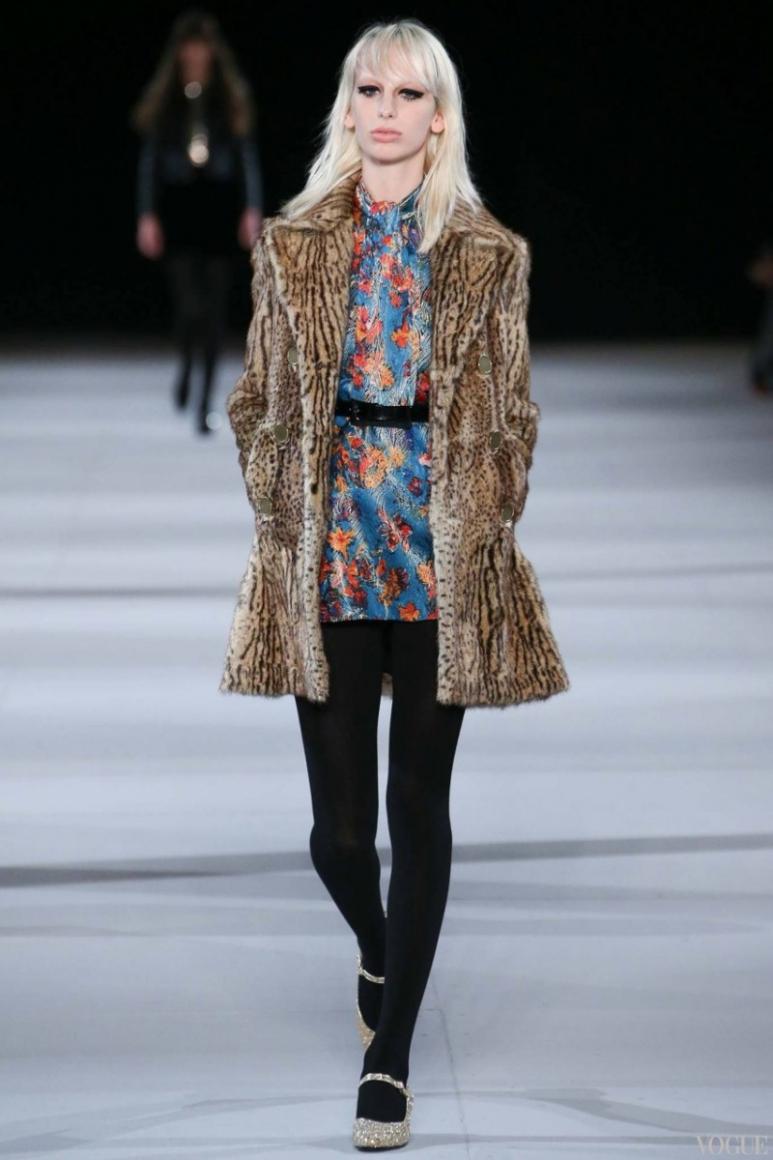 Saint Laurent осень-зима 2014/2015 #40