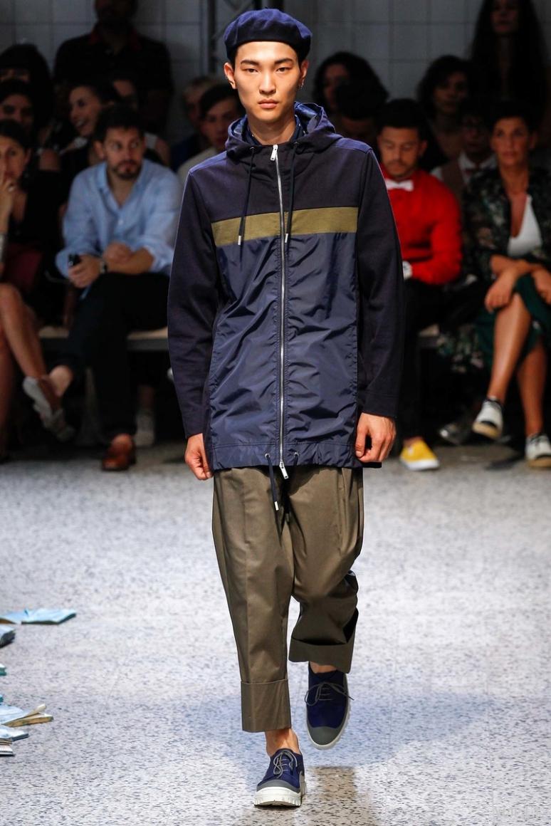 Antonio Marras Menswear весна-лето 2016 #24
