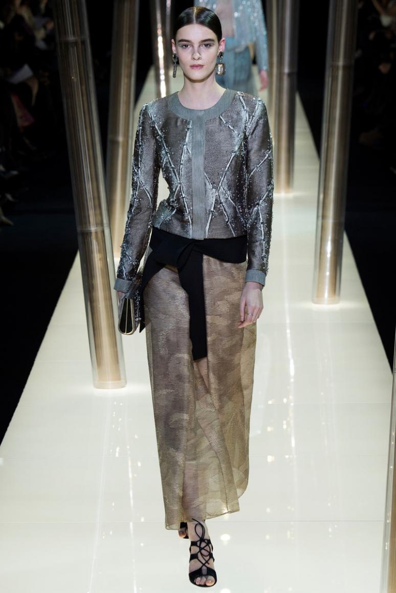 Armani Priv? Couture весна-лето 2015 #40