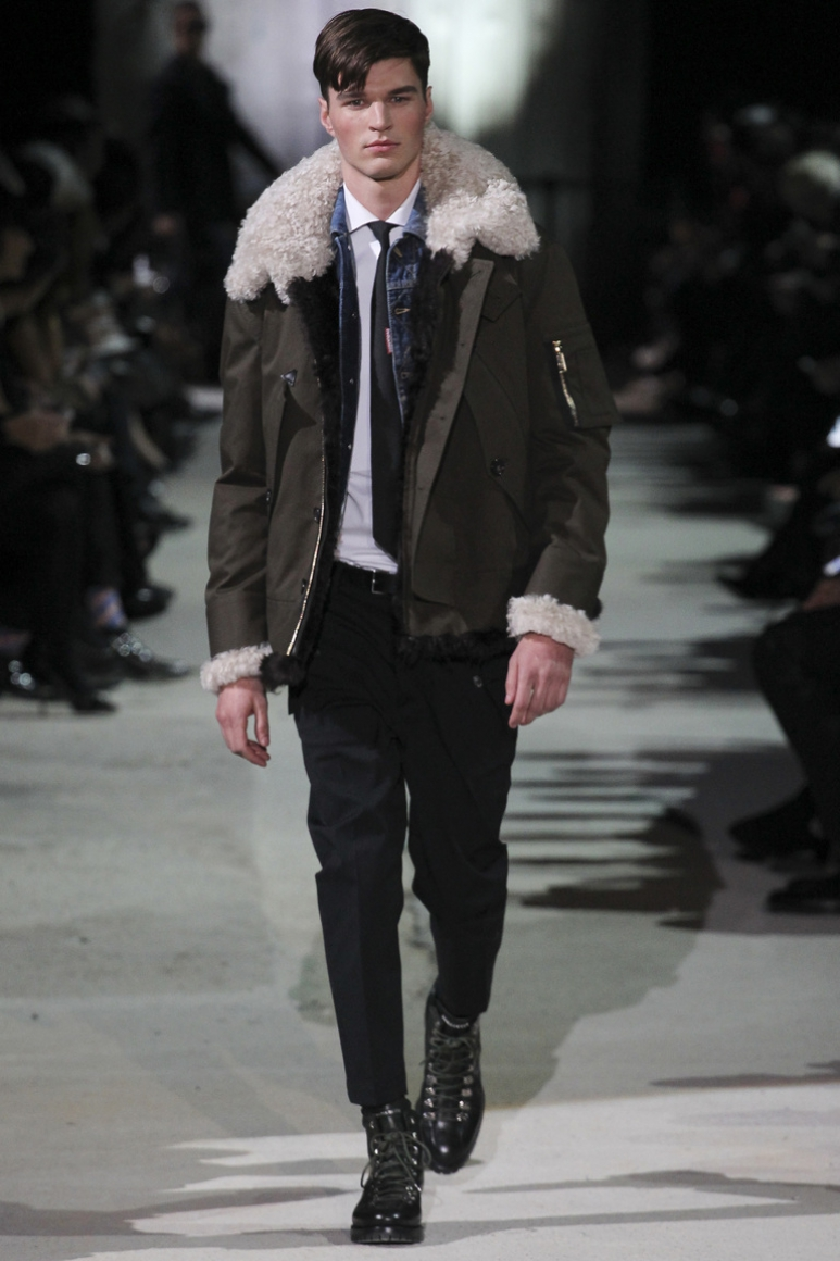 Dsquared? Menswear осень-зима 2015/2016 #19