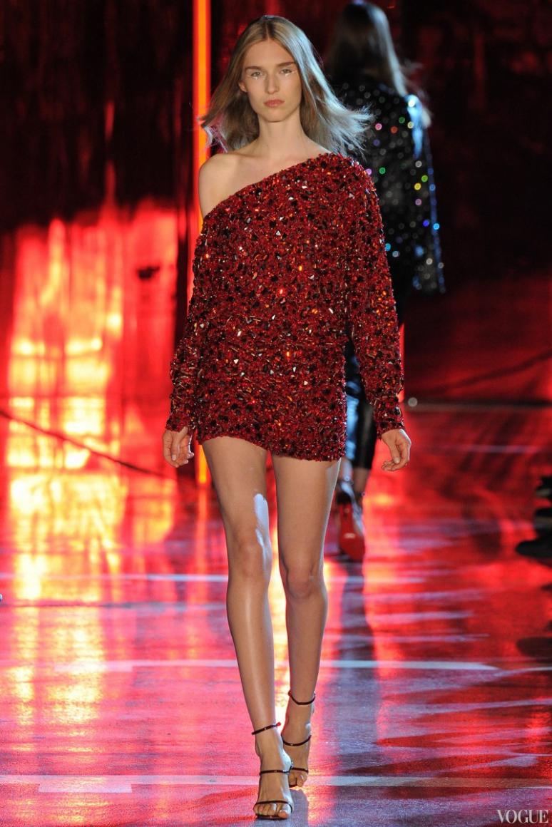 Alexandre Vauthier Couture осень-зима 2014/2015 #8