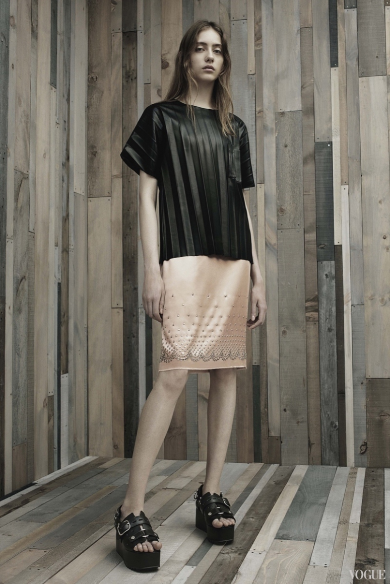 Alexander Wang Resort 2016 #4