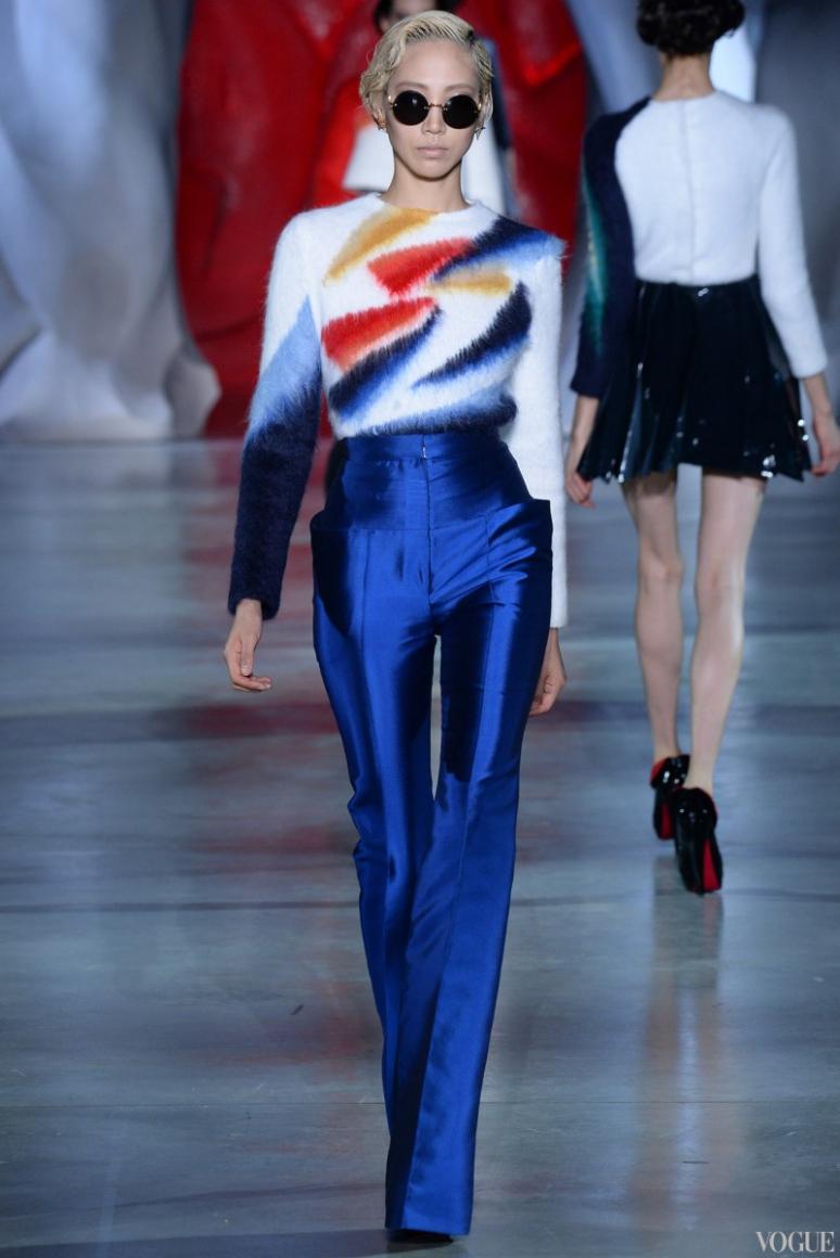 Ulyana Sergeenko Couture осень-зима 2014/2015 #27