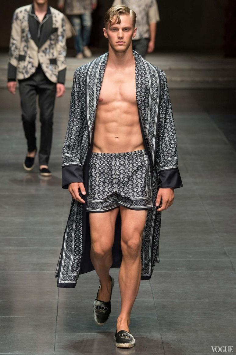 Dolce & Gabbana Menswear весна-лето 2016 #63