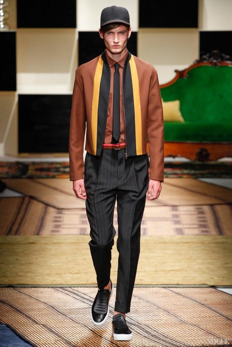 Salvatore Ferragamo Menswear весна-лето 2016 #26