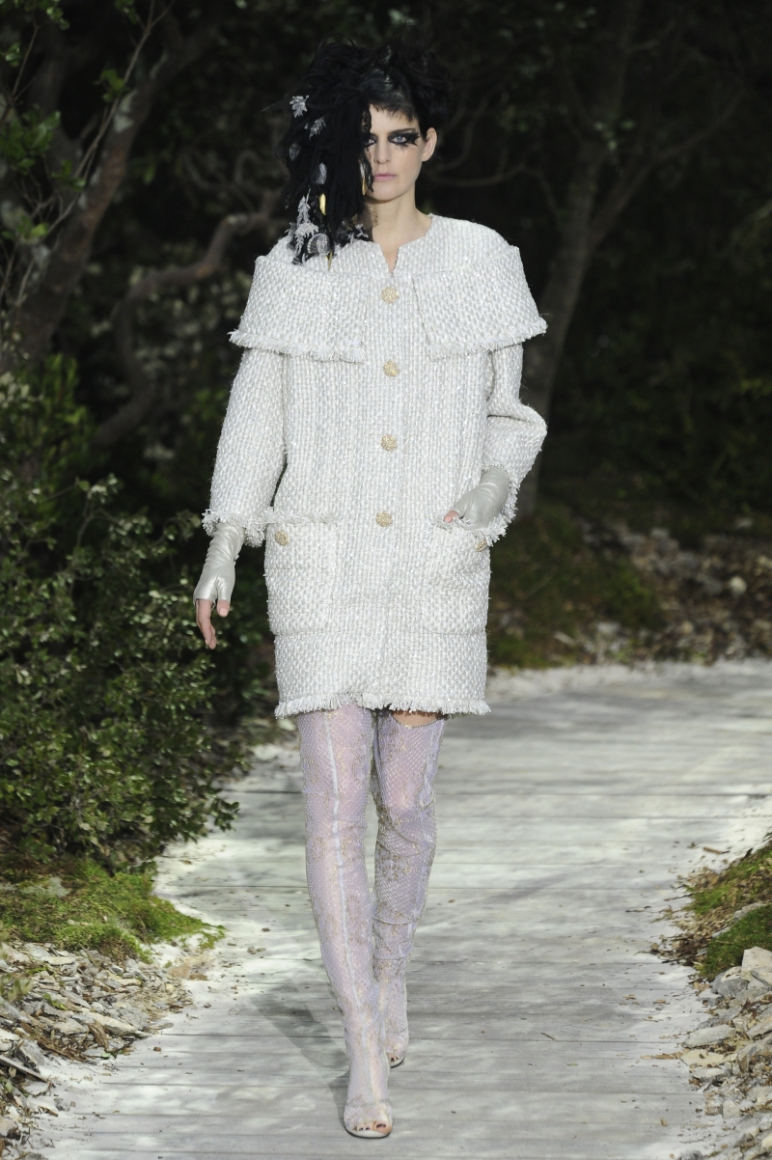 Chanel Couture весна-лето 2013 #1