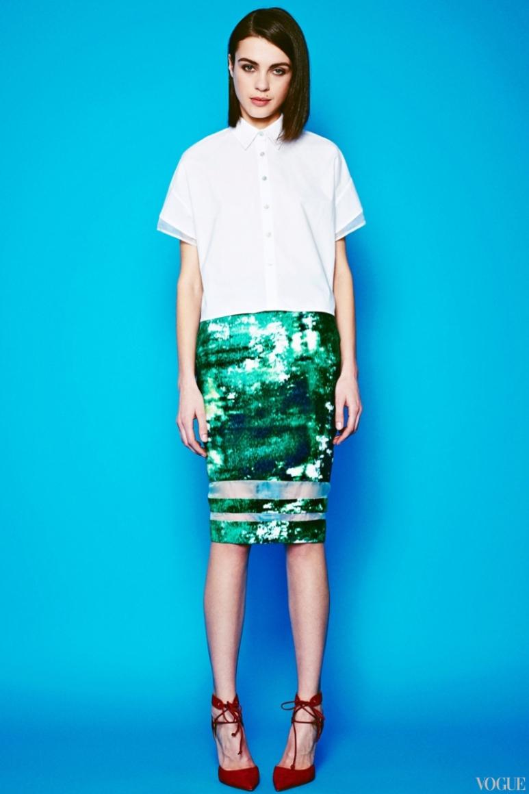 Misha Nonoo Couture весна-лето 2013 #6