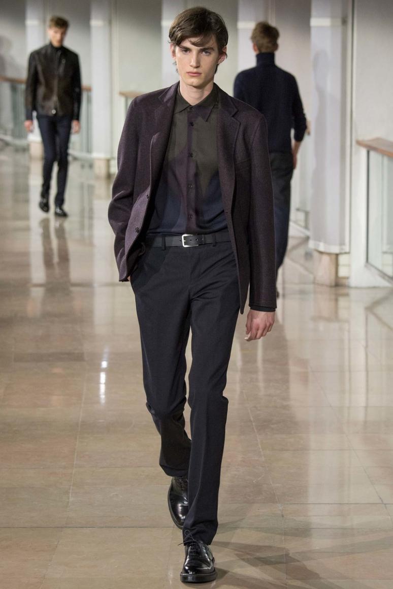 Hermes Menswear осень-зима 2015/2016 #9