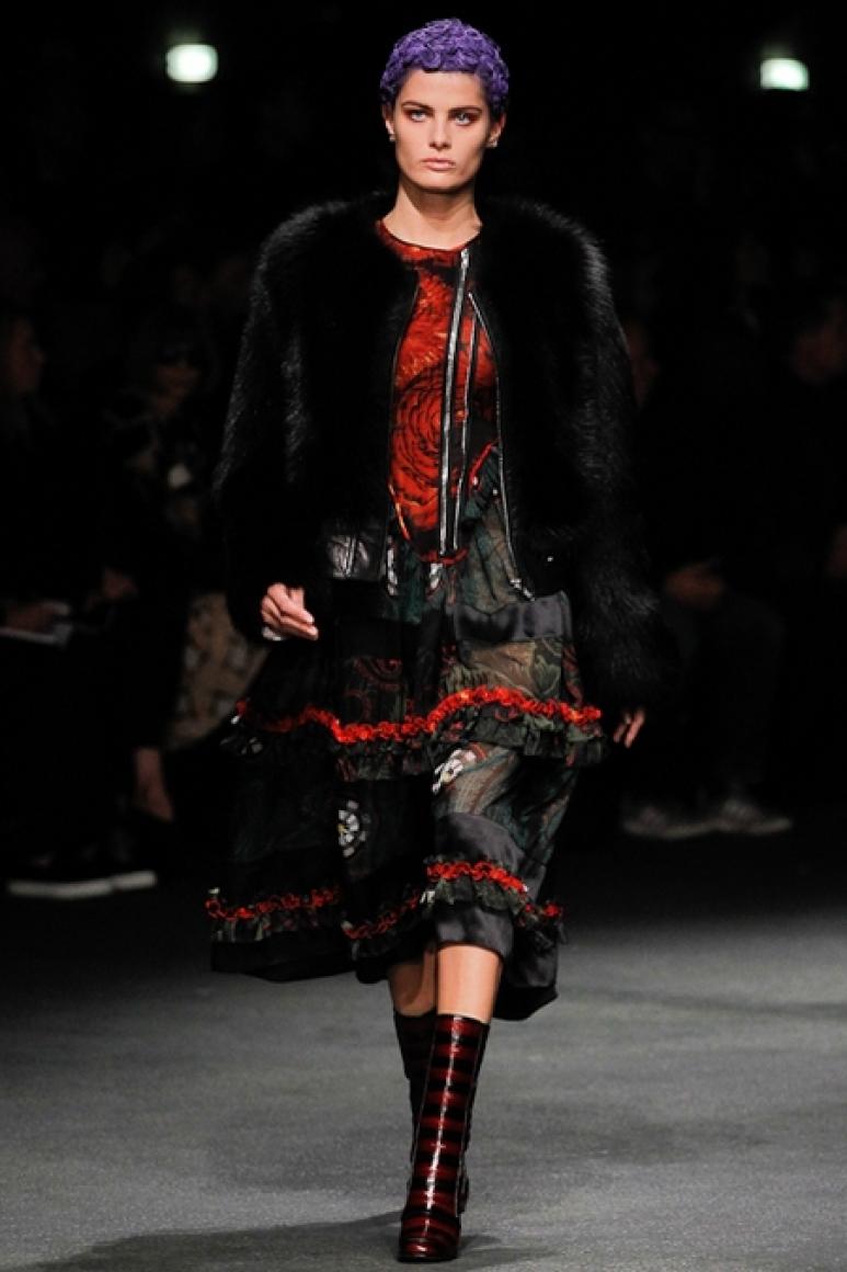 Givenchy осень-зима 2013/2014 #34